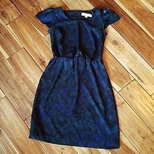 Loft Elastic waist dress